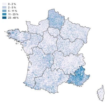 Le vote blanc en progression au second tour des élections régionales | Le vote blanc | Scoop.it