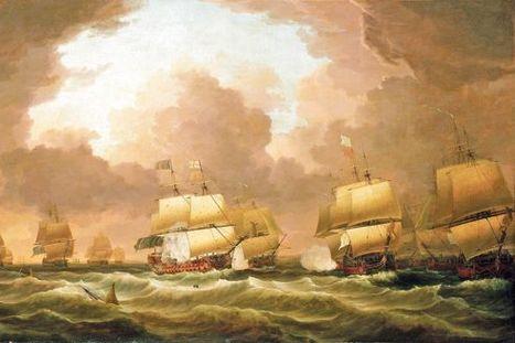 L'épave du Thésée bientôt renflouée? | Rhit Genealogie | Scoop.it