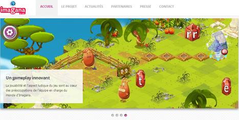 Projet Imago - Serious Game - Lutte contre l'illettrisme | Theghost | Scoop.it