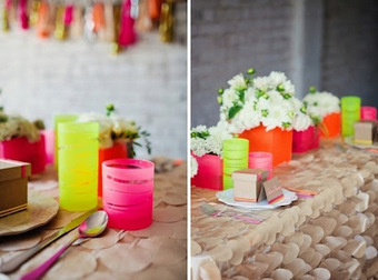 DIY : des vases trendy et flashy ! | DIY DIY | Scoop.it