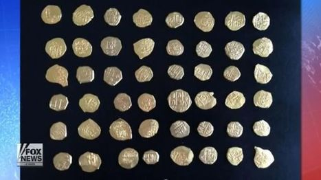 Family finds $300,000 of gold treasure off coast of Florida   News You Can Use - NO PINKSLIME   Scoop.it