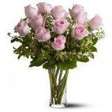 A Dozen Pink Roses | Waterfront Florist | Scoop.it