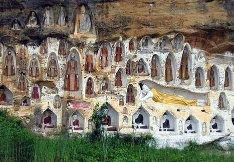 Historic Buddha carvings in dire need of restoration | The Blog's Revue by OlivierSC | Scoop.it