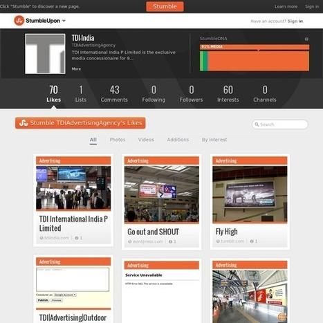 TDI-India | Advertising | Scoop.it