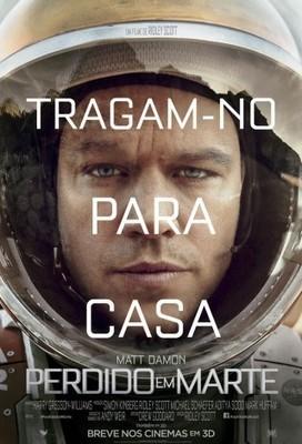 Semana de cinema – Perdido em Marte   Ficção científica literária   Scoop.it