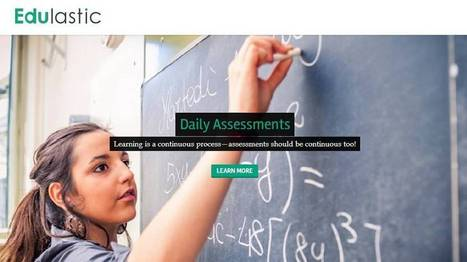 Edulastic - A Free Formative Assessment Platform for Teachers - EdTechReview™ (ETR) | Sciences humaines | Scoop.it