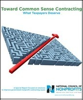 Government-Nonprofit Contracting Challenges Documented and Solutions Proposed in New Reports   Non-Governmental Organizations   Scoop.it