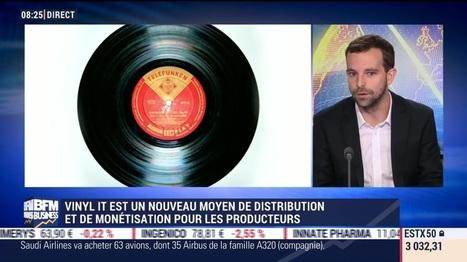 3 minutes pour convaincre 2016 : Vinyl It, un service de personnalisation de vinyles - 26/09 | MUSIC:ENTER | Scoop.it