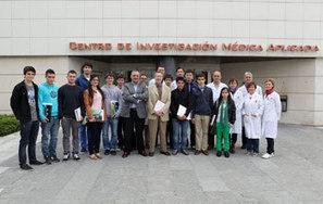 La Facultad de Ciencias prepara a los ganadores de la Olimpiada nacional de Biología | Facultad de Ciencias (UNAV) | Scoop.it