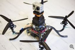 Top robotic helicopter team sets sights on impossible mission | Robotic Helicopters | Scoop.it