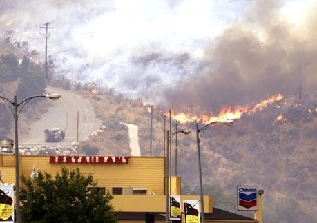 100 homes destroyed in Washington wildfire | Sustain Our Earth | Scoop.it