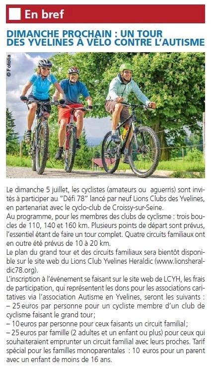 Plusieurs associations se mobilisent | Croissy sur Seine | Scoop.it