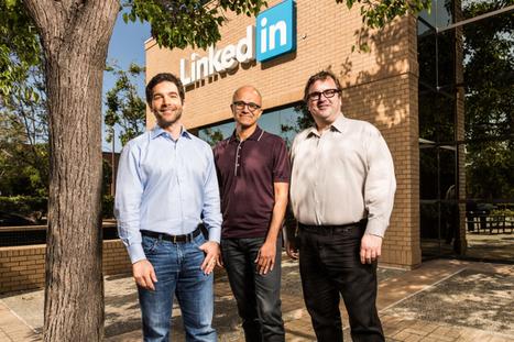 Microsoft to buy LinkedIn for $26.2B in cash, makes big move into enterprise socialmedia | AdJourney - Marketing & Advertising Journey | Scoop.it