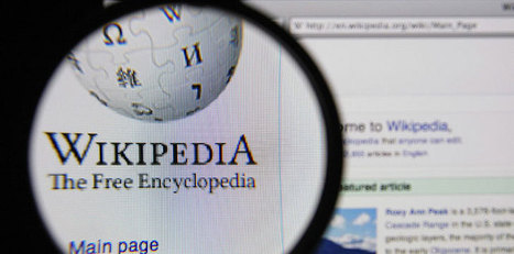Let's get serious about Wikipedia | Gamification of VET | Scoop.it