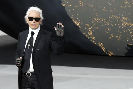 Karl Lagerfeld révèle (enfin) son âge... | Moda | Scoop.it
