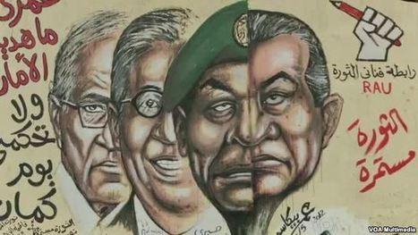 Beaucoup d'Egyptiens mettent leurs espoirs dans l'armée | Égypt-actus | Scoop.it