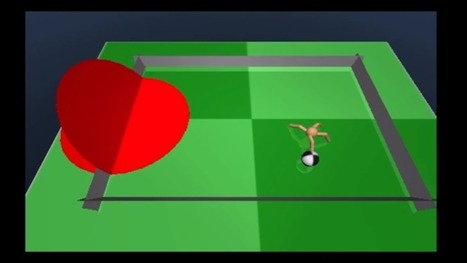 Google's DeepMind A.I. has learned to play a game called ant soccer | Systems Theory | Scoop.it