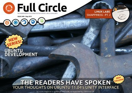 Issue 49 « Full Circle Magazine | The Linux Commander | Scoop.it