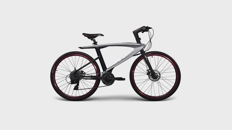 LeEco présente Le Super Bike, un vélo connecté bourré de technologie | GREENEYES | Scoop.it