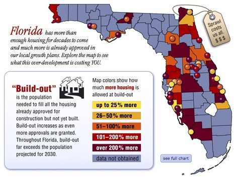 Quantified: The Price of Sprawl in Florida | green streets | Scoop.it