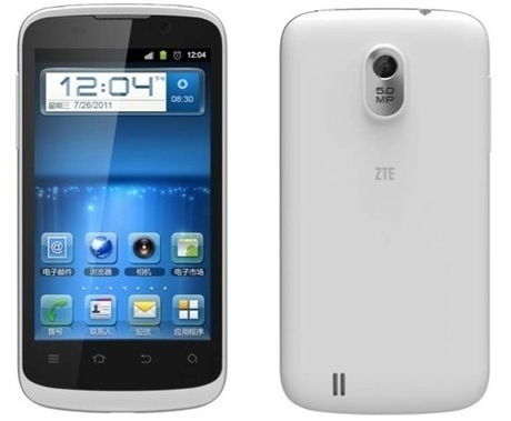 ZTE Blade III hace acto de presencia | Mobile Technology | Scoop.it