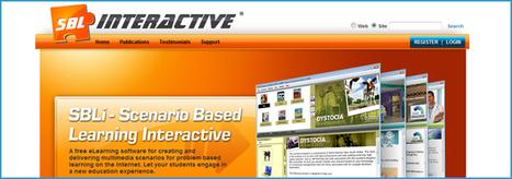 Gianfranco D'Aversa » SBLi: create and deliver multimedia scenarios | Educational technologies | Scoop.it