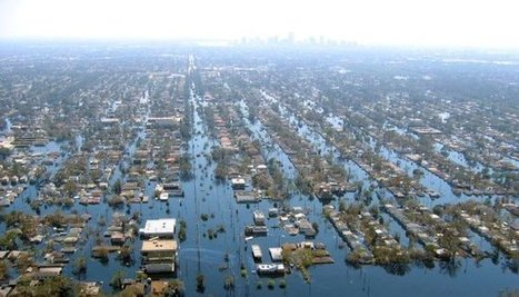 Dealing with sinking cities and a risky future | Neighborhood Economics | Scoop.it