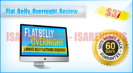 Flat Belly Overnight System Reviews - Scam or Legit? | Web Design | Scoop.it