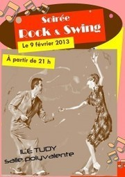 Soirée Rock et Swing à l'Ile Tudy | Quimper | Scoop.it