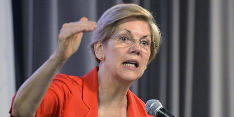 Elizabeth Warren Splits Progressives On Mortgage Reform - Huffington Post | Basic Income | Scoop.it