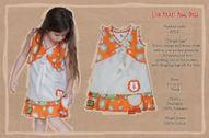 NWT,Girls Little Lion Pocket Dress,Sizes 2,3,4,5T, Cotton Blend. | Classic Range | Scoop.it