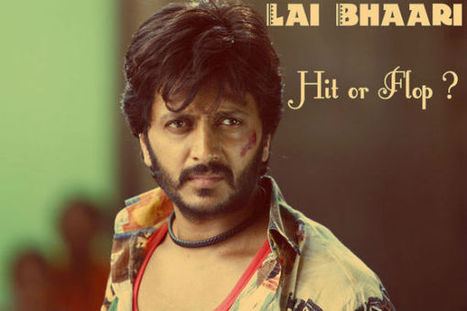 Lai Bhari Marathi Movie Box office Hit or flop Reviews | Fashion | Scoop.it