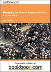 Managing the Human Resource in the 21st century   Behavioral Science   Scoop.it