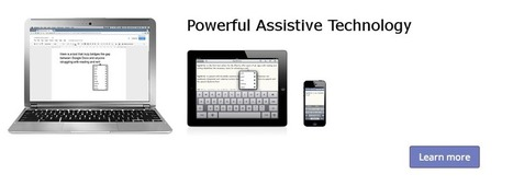 AppWriter — The all-in-one assistive technology tool | New Web 2.0 tools for education | Scoop.it