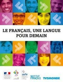 Le français, une langue pour demain | arts + opinions | Scoop.it