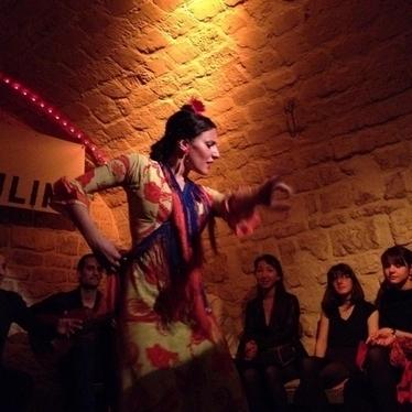 Encuentro Flamenco-Rendez-vous flamenco capital au Petit Moulin à Paris | FLAMENCO | Scoop.it
