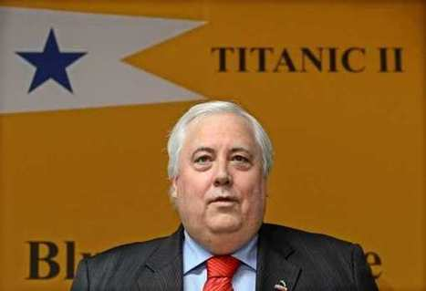 Same Titanic but brand-new, built from scratch, billionaire says   Prozac Moments   Scoop.it