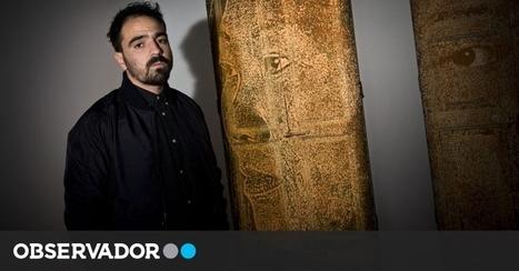 Vhils desenha José Saramago na fachada da Universidade Carlos III de Madrid | Urban Exploration | Scoop.it