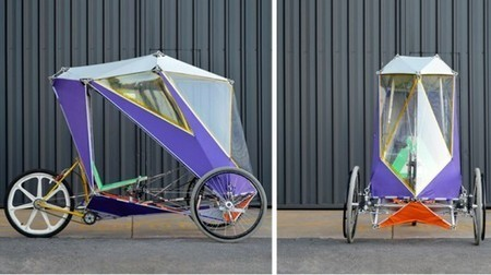 FAB Velo: The DIY velomobile made from upcycled materials | Fab(rication)Lab(oratories) | Scoop.it
