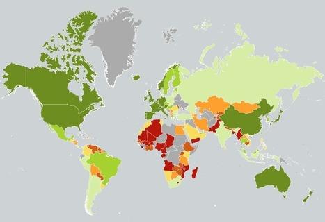 The Travel and Tourism Competitiveness Index 2015 : Disappointing results for African countries! | Afrique, une terre forte et en devenir... mais secouée encore par ses vieux démons | Scoop.it