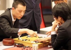 Commentary: Kim Jiseok vs Gu Li 3rd BC Card Cup - Go Game Guru | Go Board Game | Scoop.it