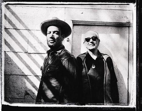 Harper et Musselwhite, la note blues - Libération | Bruce Springsteen | Scoop.it