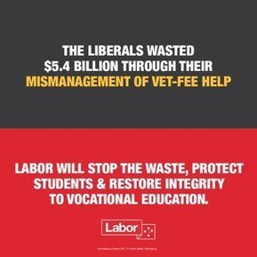Tweet from @SenKimCarr | Invest in TAFE for a better State! | Scoop.it