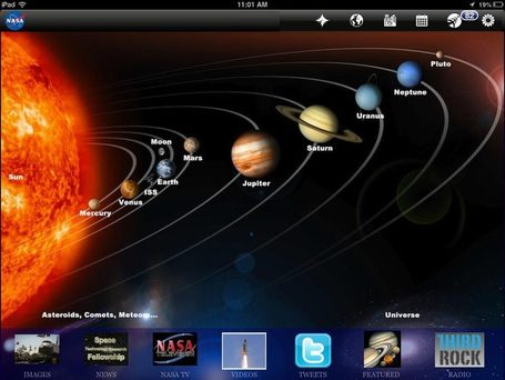 NASA App HD (for iPad) - PC Magazine | 2.0 Tech Tools for Education | Scoop.it