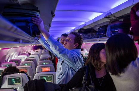 These airlines are offering in-flight college classes | JRD's higher education future | Scoop.it