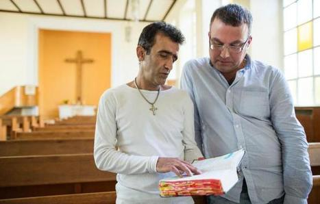 #VIRAL PLS RT ''@Berlin church, Muslim Refugees from #IRAN 'CONVERTING to Christianity IN DROVES'' | News You Can Use - NO PINKSLIME | Scoop.it