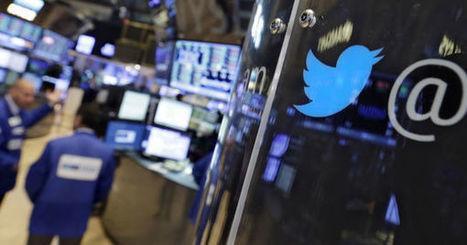 Le réseau social Twitter en panne de croissance | Actualité des médias sociaux | Scoop.it
