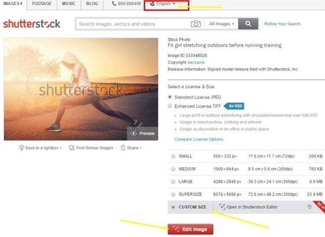 SHUTTERSTOCK: El mejor banco de imágenes + Vídeotutorial   Red Community  Manager.   Scoop.it
