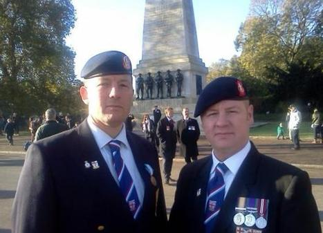 BVG on Remembrance Parade in London | The Indigenous Uprising of the British Isles | Scoop.it