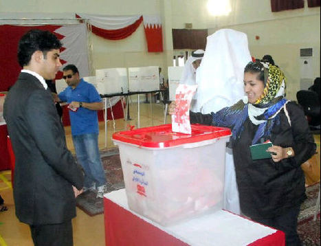 Bi-Elections in Bahrain are BOGUS! | Human Rights and the Will to be free | Scoop.it
